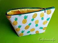 Cosmetic Pouch for Summer