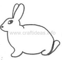 Craft Pattern - Spring - Bunny
