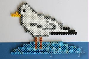 Crafts for All Seasons - Fuse Beads Crafts - Hama Beads Crafts