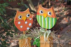 Crafts for All Seasons - Wood Crafts