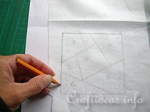 free craft instructions how to sew a crazy patch patchwork block