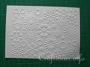 Double Do mit Cuttlebug Embossing Folders 3