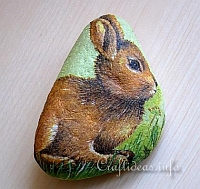 Easter Bunny Paper Weight 200