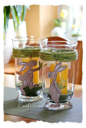 Decorating Idea For Spring And Easter Easter Hurricane