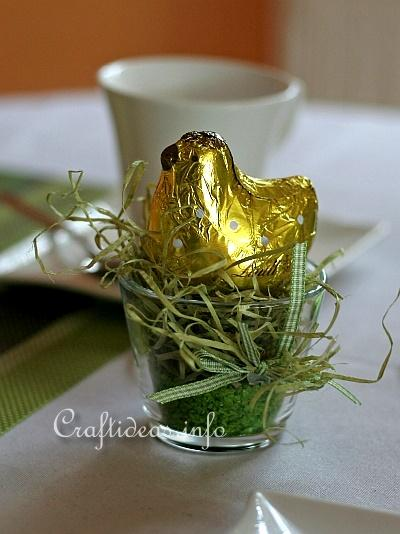 Easter Table Decoration 2