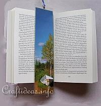 Easy Bookmarker for Kids to Craft in the Summer 200