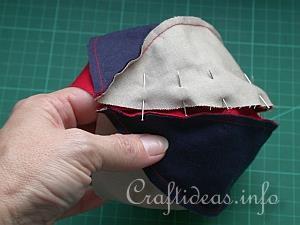 Fabric Ball 6