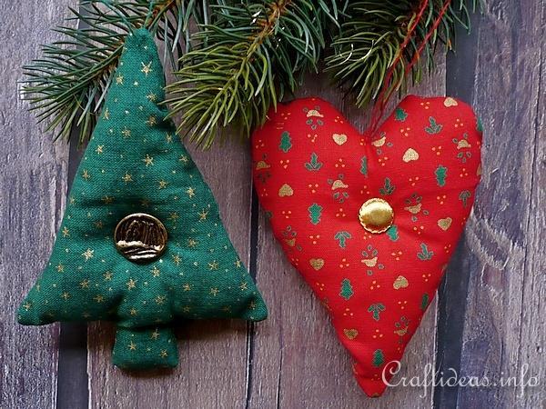 Heart Christmas Tree Ornaments Ornaments Tree And Heart