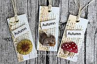 Fall Craft - Gift Tags