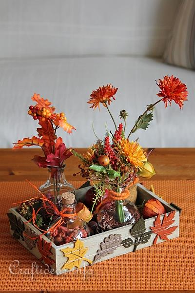 Fall or Autumn Decoration For the Home 3