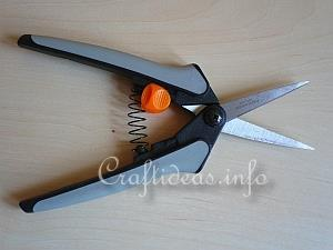 Fiskars Scissors with Spring