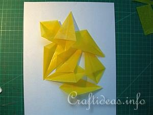 Folded Star 5