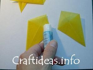Folded Star 6