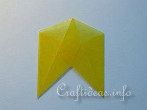 Folded Star 7
