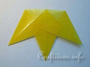 Folded Star 8