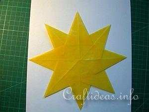 Folded Star 9