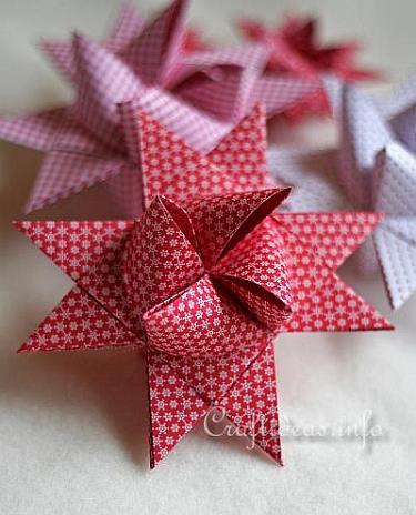 Froebel Star - German Christmas Star