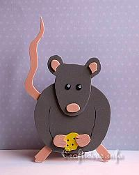 Fun Foam Rat