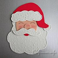 Fun Foam Santa Claus