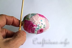 Glittery Easter Eggs - Tutorial 6