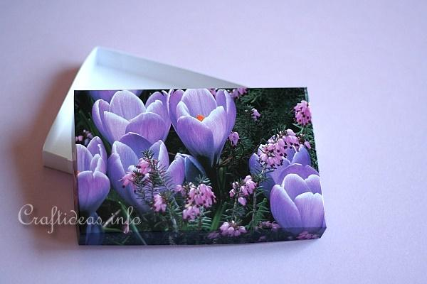 Greeting Card Gift Box 1