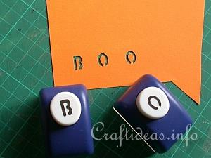 Halloween Card Tutorial 4