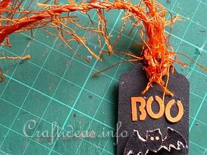 Halloween Card Tutorial 8