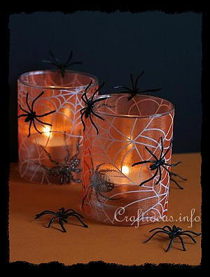 Halloween Votives