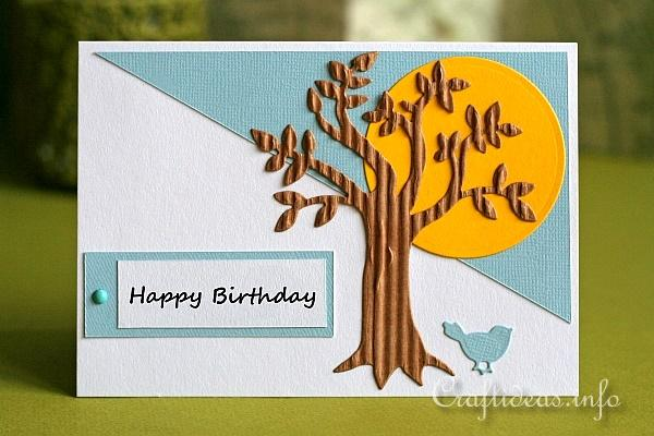 Greeting Cards For All Occasions Easy Birthday Card