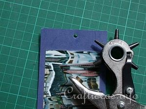 How to Make a Bookmark 5