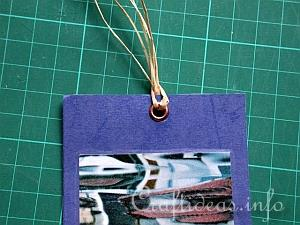How to Make a Bookmark 8