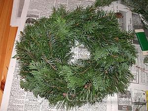 How to Make a Wreath 12