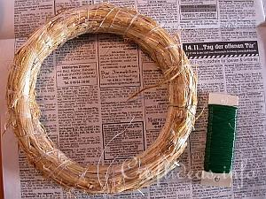 How to Make a Wreath 2