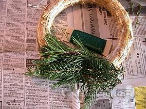 How to Make a Wreath 4