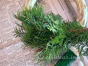 How to Make a Wreath 5