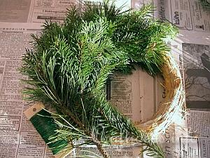 How to Make a Wreath 7