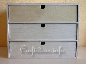 Ikea Chest with Drawers