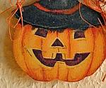 Jack O' Lantern Wall Decoration