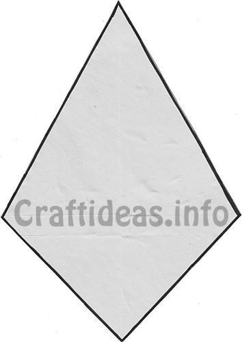 Free Fall Craft Template - Kite Pattern