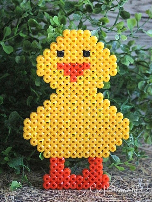 Melting Beads Chick 1