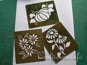 Artemboss Embossing Tracing Patterns numerical designs