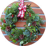 Christmas and Holiday Wreaths