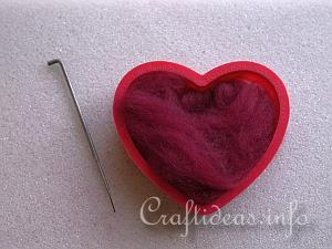 Needle Felting - Cookie Cutter Shapes 1