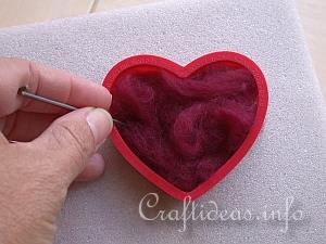 Needle Felting - Cookie Cutter Shapes 2