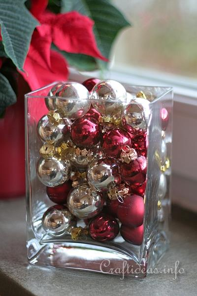 Christmas Decorating Idea  Christmas Decoration for a