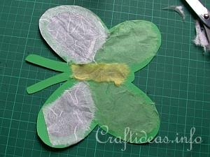Paper Butterfly Window Decoration 11