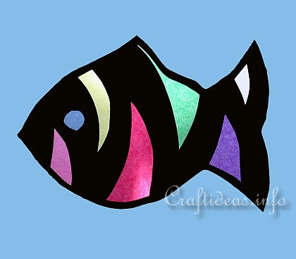 Paper Fish Decoration
