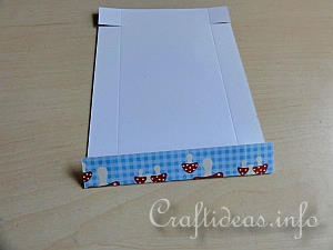 Paper Gift Box Tutorial 6