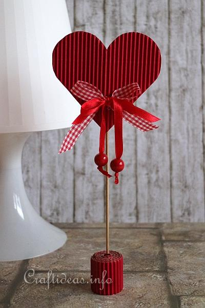 Valentine S Day Or Mother S Day Craft For Kids Paper Heart