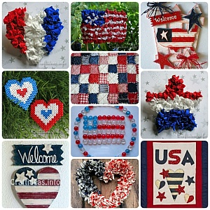 Patriotic Crafts and Cards